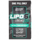 LIPO-6 BLACK HERS ULTRA CONCENTRATE(60cap)
